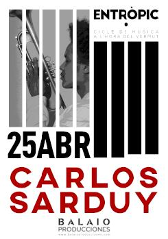 CARLOS SARDUY TRIO