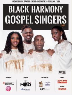 BLACK-HARMONY GOSPEL SINGERS