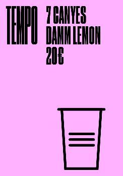 7 CANYES DAMM LEMON