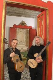 THE EARLY GUITAR DUO Carulli i els clàssics