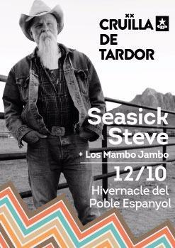 Seasick Steve + Los Mambo Jambo