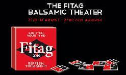 FITAG 2019 - Abonament de 2 x 8,50 € (despeses de gestió no incloses)