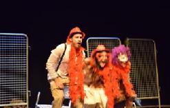 """La ciudad sitiada"" - Cia.Kilimak Teatro (Cicle Escenamateur) - (Pamplona - Navarra)"