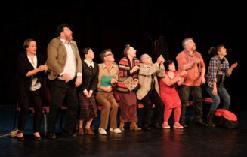 """Tout ou rien"" - Cia. Theatre 2000 (Charleroi - Bèlgica)"