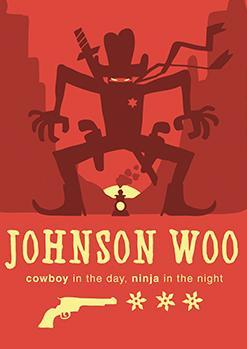 JOHNSON WOO