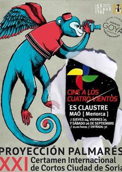 ABONAMENT CINE A LOS CUATRO VIENTOS, DIA 24, 25, 26