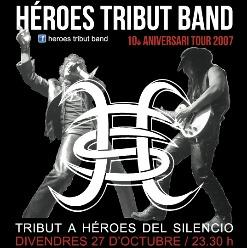 Héroes Tribut Band (Tribut a Héroes del Silencio)