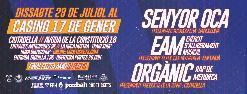 Concert de Rap de sa Terra amb Senyor Oca, Exercit d'Alliberament Musical i Orgànic