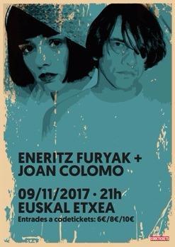 Joan Colomo + Eneritz Furyak