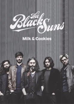 Concierto Presentación The Black Suns