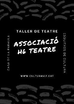 Taller de Teatre a càrrec de H6Teatre. Taller 2