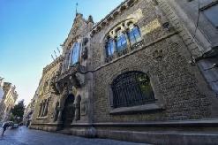 Visita als edifics modernistes de la Fundació 1859 Caixa Sabadell