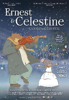 Ernest & Celestine: Contes d'hivern