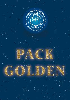 Pack Golden (Fast pass)
