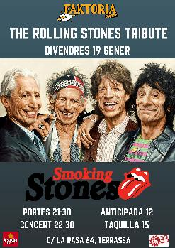 THE ROLLING STONES AL FAKTO: SMOKING STONES