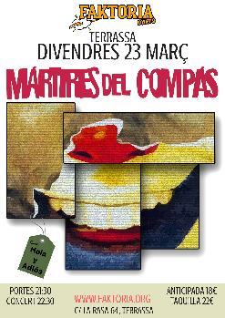 MÁRTIRES DEL COMPÁS