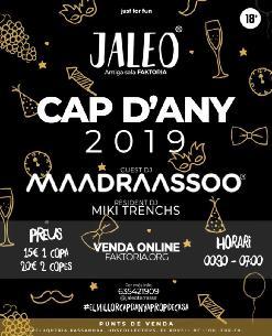 CAP D'ANY 2019