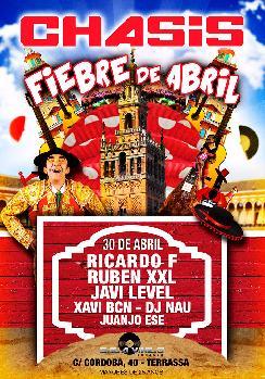 CHASIS - FIEBRE DE ABRIL
