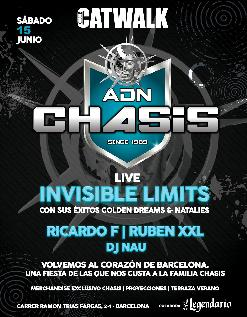 CHASIS ON TOUR 2019. INVISIBLE LIMITS