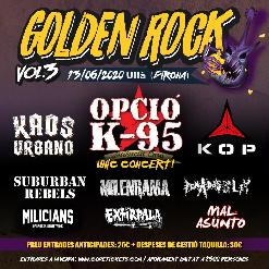 III GOLDEN ROCK