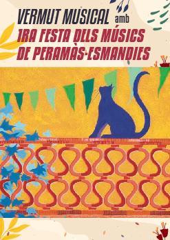 Vermut Musical: 1ra Festa dels Músics de Peramàs-Esmandies