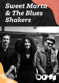 Sweet Marta & The Blues Shakers: Músiques Tranquil·les