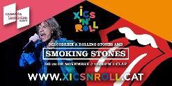XICS'N'ROLL Descobreix a Rolling Stones amb SMOKING STONES | Sala Clap