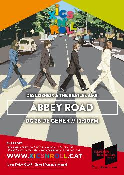 XICS'N'ROLL Descobreix a The Beatles amb ABBEY ROAD | Sala Clap