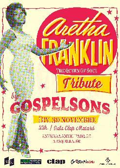 GospelSons. Aretha Franklin Tribute