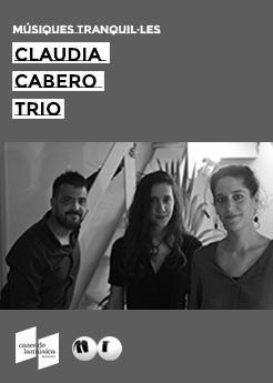 Claudia Cabero Trio