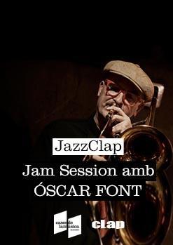 Jam session amb Óscar Font