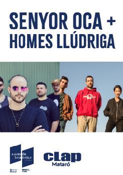 Senyor Oca + Homes Llúdriga