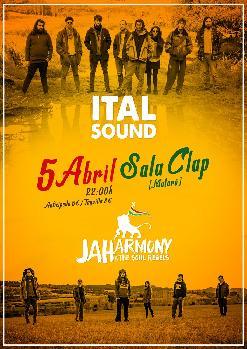 ITAL SOUND + JAHARMONY