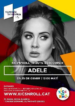 Xics'n'Roll: Descobreix a Adele