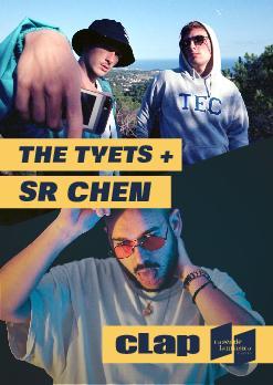 The Tyets + Sr Chen | Clap Mataró
