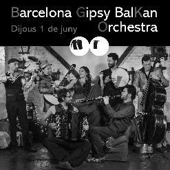 BKGO Barcelona Gipsy Balkan Orchestra
