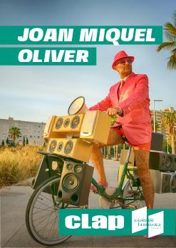 Joan Miquel Oliver | Clap Mataró