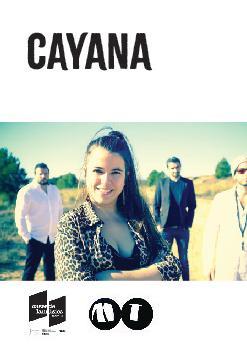 Cayana: Músiques Tranquil·les