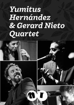 Yumitus Hernández & Gerard Nieto Quartet