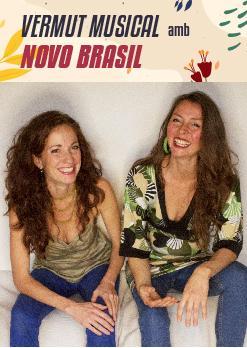 Vermut Musical amb NOVO BRASIL