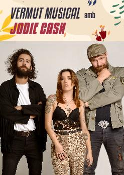 Vermut musical amb Jodie Cash