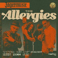 THE ALLERGIES LIVE (UK)