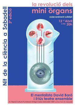 La Nit de la Ciència a Sabadell