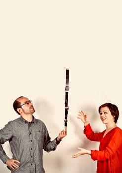Joan Bosch i Isabel Félix
