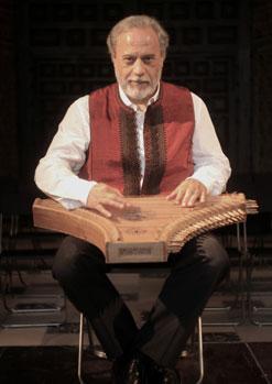 Música Antigua. Eduardo Paniagua