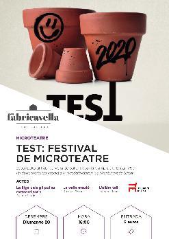 TEST. FESTIVAL DE MICROTEATRE