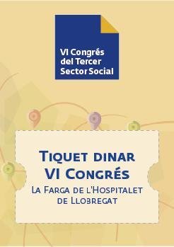 Servei de catering del VI Congrés Tercer Sector