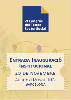 VI Congrés del Tercer Sector Social de Catalunya