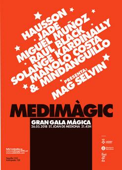 MediMàgic 2018 - Gran Gala Internacional