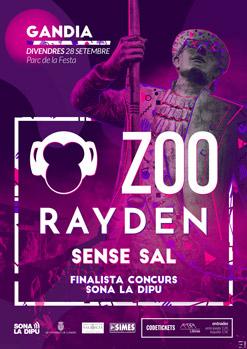 ZOO + RAYDEN + GUANYADOR SONALADIPU + SENSE SAL